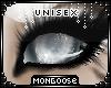 *M*| Slate Eyes (White)