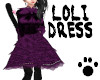 Lolita Dress Purple