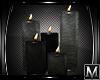 *M* PVC NET Candles
