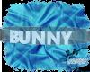 Blue Bunny Collar