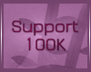 Sticker 100K Support