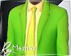 Open Suit Mesh