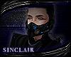 Ꭶ Cyborg| Bl Mask Ꭶ
