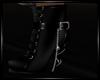 [R]Devil Black Shoes