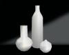(IKY2) WHITE CERAMIC V
