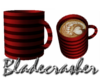 [BW]Red Coffee Mug 1