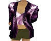dark purple jaket