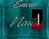 [ENV] Nails (Red Tips)