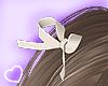 .Kawaii Cream Bows.