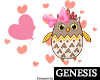 SO Summertime Owl Decal
