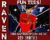 STAR TREK RED SHIRTS TEE