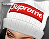 Supreme White Hat