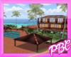 *PBC* Tiki Beach House