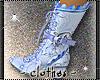 clothes -Loli boots blue