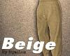 Beige Sweats