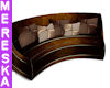 Elegant Round Couch
