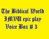 TheBiblicalWorld VB3