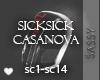 Sicksick - Casanova