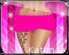 Skirt Pink Short xxl