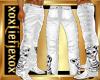 [L] White Tiger Baby M