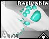 A! DRV | Feline paws M