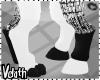 V: Digitigrade legs DRV