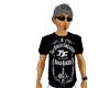 [AR]Black I.O.M.T shirt