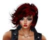 Hair RedBlack Shasa