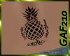 Pineapple Tattoo Nei