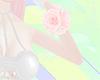 El. Roses Pink L