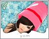 .Y. Beach Pinky Bucket