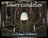 (OD) Tower Candelier