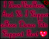 !VR! Dance Fit Support