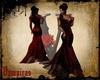 Dark Royal Red Dress