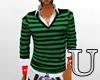 [UqR] Green&Black shirts