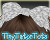 Kids Silver Bow