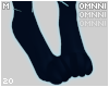 . Nevos • feet