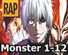 Monster naruto tokyo