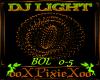 ball of lights dj light