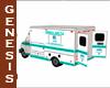Ambulancia IMSS