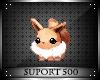 [ZX]500 Suport Sticker