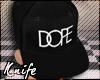 ♆ Dope Snapback