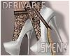 [Is] Heels & Socks Drv
