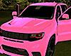 Pink Jeep SRT8