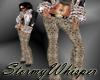 [SWD]Snake pants w/shoe
