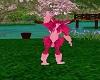 Bunny Legs F pink
