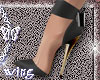 Heels . black
