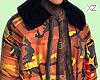 xz. Coat Camo