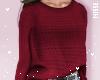 n| Fall Sweater Red