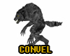 Grey Werewolf NPC